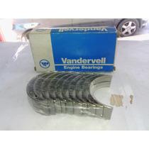 Bronzina De Mancal Std Fiat Tempra 2.0 8/16 Valvulas