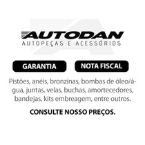Kit Pistao + Anel + Bronzinas + Mangueira Tbi Mb Classe A160