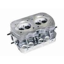 Par De Cabeçote Motor Kombi Fusca Vw 1600 Moderno 85 Diante
