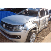 Cabeçote Completo Sucata Pick Up Vw Amarok 4x4 Diesel 2012