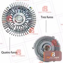 Polia Viscosa Eletromagnetica 3/4 Furos Bmw E36 E46 E34 E39