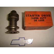 Bendix Impulsor Motor Arranque Usa Gm C10-c14-c15 Até 1964