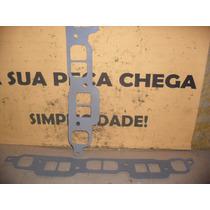 Junta Coletor Escap/ Admissão Gm Motor Opala 4 Cilindros