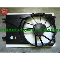 Defletor Do Motor Da Ventoinha Vectra/ Astra / Zafira Com Ar