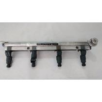 Flauta Com Bicos Injetor Vectra S-10 2.0 2.2 #0991