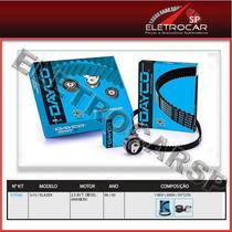 Kit Distribuição Tensor + Correia Gm Chevrolet S10, Blazer 2