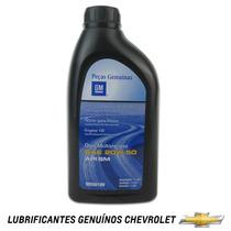 Óleo Para Motor 20w-50 - Api - Sm - Mineral - Original Gm
