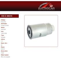 Filtro De Combustível Citroen Jumper 2.8 Hdi 02 À 04