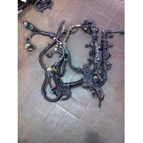Chicote Injeção Eletronica Modulo/bicos Honda New Civic Flex