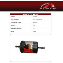 Filtro De Combustível Honda Civic 1.8 Flex 06 Em Diante