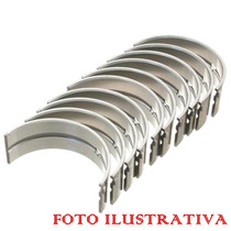 Bronzina Biela 1,25 Corcel I 1.4/1.6 Após 79 Motor; Ae E Cht