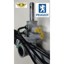Caixa De Direção Hidráulica Peugeot 206 Instalada