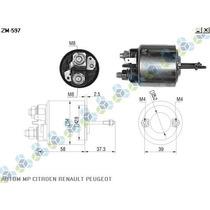 Automatico Motor De Partida Citroen Renault Peugeot