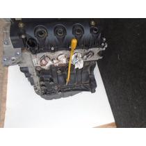 Motor Parcial Sandero / Logan / Clio 1.0 16v Flex 2011 77cv