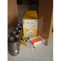 Kit Motor Cht 1.0 Metal Leve Completo + Bomba Oleo Brosol