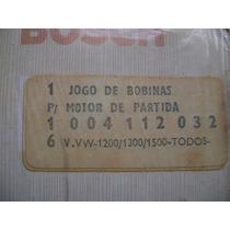 Vw 1200/1300 E 1500 - Bobina De Campo Motor Partida Bosch