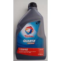 Óleo Total Quartz Sm 7000 15w40 Semi Sintético Flex