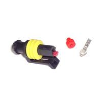Kit Conector 1 Via Sensor Oleo Uno Palio Corsa Celta 1032k