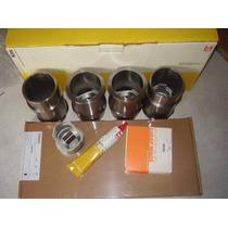 Kit Motor Cht 1.0 Ae Mil Gol Escort Metal Leve Completo