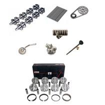 Kit Motor Dodge Dart 318 V8 Pistao Balancin Tucho Vareta