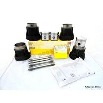 Kit Motor (camisa+pistão+anel)kombi Fusca Antigo Metal Leve