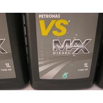 Kit 7 Litros Oleo Motor Vs Max Diesel Ducatto Hilux L200 Fro