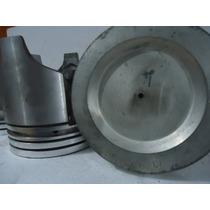 Jogo De Pistoes 0,20 (98,425mm) Motor Gm 153 Opala 4cc ../70