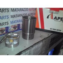 Kit Do Motor (pistões, Anéis E Camisa) Cht 1.6 Gasolina Apex