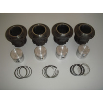 Kits Plus Completo P/4 Cil. Vw Fusca 1300cc Gasolina
