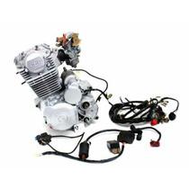 Motor Da Cbx Strada 200cc