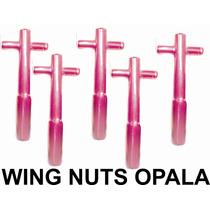 Wing Nuts, Parafuso T P/ Tampa De Valvula Opala, Caravan