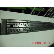 Tampa De Aluminio Acabamento Motor Fiat Tempra 16 Valvulas