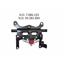 Tubo Agua Motor Com Suporte Corsa Montana Meriva 93381894