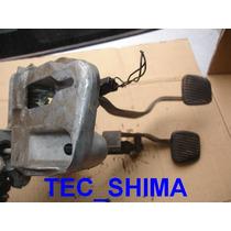 Conjunto Pedal Freio E Embreagem Omega Suprema 3.0 92/94