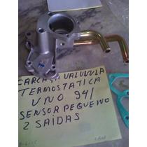 Carcaça Valvula Termostatica Uno 1.0/1.3/1.5 94/ Gas. (c/ar)