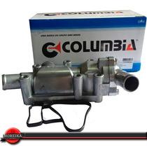 Carcaça Válvula Termostática Ford Ka 99/02 Alumínio