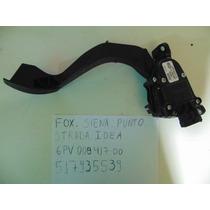 Pedal Acelerador Fox Siena Punto Strada Original