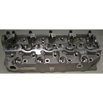 Cabeçote Motor Mitsubishi 2.5 8v. L-200 98/.. Turbo Diesel 4