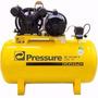 Compressor De Ar Monofásico 10 Pés 100 Litros 110/220v