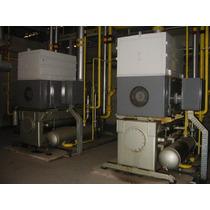 Sistema De Refrigeração 02 Compressores Sabroe De Parafuso