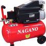 Compressor De Ar 24l - 2hp 110v Nagano