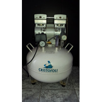 Compressor Odontologico Cristofoli Usado 110v