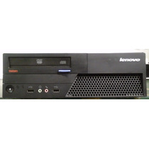 Desktop Lenovo - Intel Core2duo - 2 Gb Ram - 160 Gb Hd Ddr3
