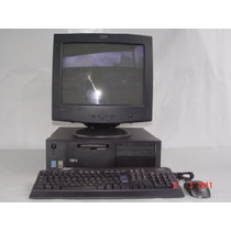 Ibm Pentium 4 -2,0 Ghz -512 D Memoria 40gb Hd+ Mon/tec/mouse