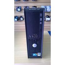 Cpu Mini Dell Optiplex 760 Core 2 Duo 2.9 2gb Hd 160gb Dvdrw