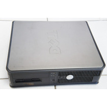 Computador Cpu Dell Optiplex 320 Intel 2,4 Ghz Hd80 1gb Mém