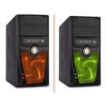 Cpu Gabinete Gamer Core 2 Duo 2.8 /2gb Hd 160
