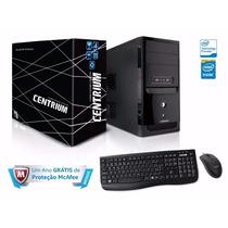 Computador Desktop Intel Centrium Thinline 1840 Intel Dual