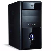Gabinete Novo Atx Core I5 3570 + 8gb + Hd 1tb+dvdrw+wi-fi