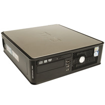 Cpu Dell Optiplex 745 Desktop Core 2 Duo 1gb Hd 80gb Dvd